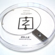EPROM Necklace  Petri Dish Packaging