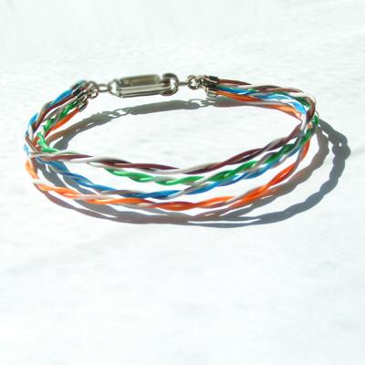 Cat 5 Bracelet