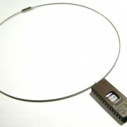 Eprom Necklace with magnetic steel