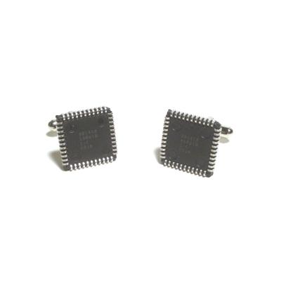 Microcontroller Cufflinks