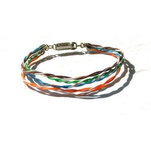 Cat5 Bracelet