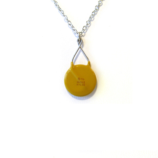 Varistor Necklace